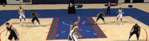 三对三篮球比赛