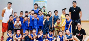 篮球暑假培训班